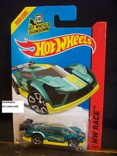 HOT WHEELS 2015 #148 -4 SUPER BLITZEN GREN INTL LONG RACE