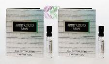 Jimmy Choo Man Edt 4ml Men Perfume Eau de Toilette Fragrances Mini Vial Spray