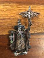 Heinrich Kemmler Undead lichemaster Metal Necromancer Warhammer OOP