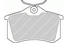 FERODO Juego de pastillas freno Trasero SEAT VOLKSWAGEN RENAULT CITROEN FDB1083
