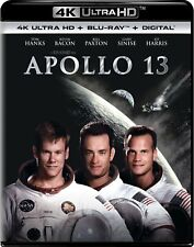 APOLLO 13   (4K ULTRA HD) - Blu Ray -  Region free