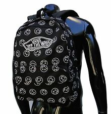 Vans Unisex Classic Realm Funy Faces School Backpack Bookbag Bag
