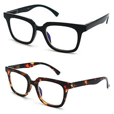 Anti Blue Light & Anti Block Glare Computer Fashion Reading Glasses Readers