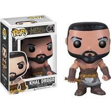 Game of Thrones - Khal Drogo Pop! Vinyl Figure NEW Funko