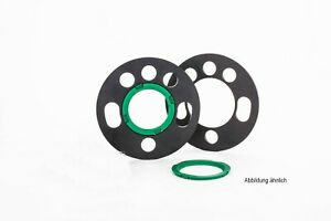 Power Tech / ST Spurverbreiterung DZX System 15mm Audi/VW/Seat LK 5x112 NB 57,1