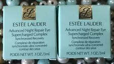 2x Estee Lauder Advanced Night Repair EYE COMPLEX Supercharged .1 OZ  NEW BOX