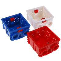 Adjustable Mounting Box Internal Cassette 86Mm*83Mm*50Mm For 86 Type Switch JE