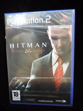 Hitman:Blood Money playstation 2 Nuevo