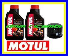 Kit Tagliando PIAGGIO BEVERLY 500 02>03 + Filtro Olio MOTUL 7100 5W/40 2002 2003