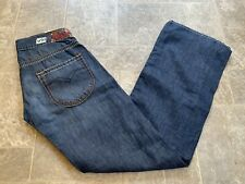 NEW Womens Replay Designer Jeans Blue 28x34 Buttonfly WV410A031
