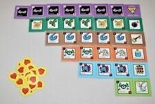 1988 Legend of Zelda Board Game parts - Original Parts - Milton Bradley