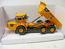 Volvo A40D Articulated Dump Truck 1/87 Scale By Atlas Model Railroad Co.