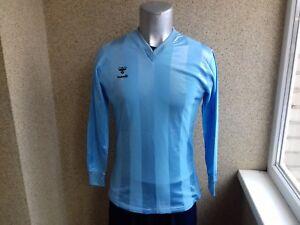 Hummel Football shirt 1980 Germany Soccer Tottenham Camiseta Vintage