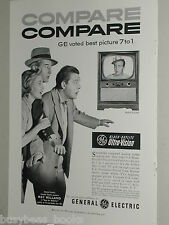 1953 General Electric ad TV, Ray Milland as Mr McNutley