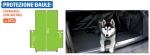 Telo Coperta Baule Auto per Cani Multiuso Proteggi Bagagliaio Impermeabile GEV