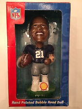 Tiki Barber NY New York Giants Bobblehead AGP Shell Bobble Head