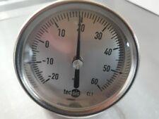 Tischkutter Thermometer Wurstkutter Fleischkutter Edelstahl Neu