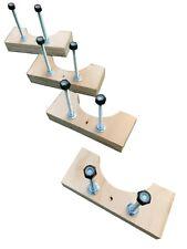 SkateCherry™ Skateboard Wall Hanger Mount 6 PACK