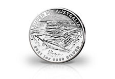 Super Pit 1 oz Silber 2021 Australien