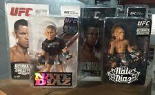 Nate Diaz - ROUND 5 - UFC Ultimate Collector Series 12 REG & LMTD EDT figures