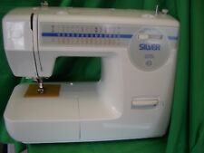 SILVER VISCOUNT 2003 SEWING MACHINE 29 STITCHES FREE UK DELIVERY