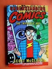 ! Understanding Comics The Invisible Art Scott McCloud