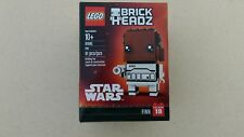Lego ® Brick Headz- 41485- Star Wars-Finn-N° 19 --neuf et scellée