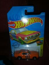 General Lee Dukes of Hazzard 65 Ford Mustang coupe custom Hot Wheels . . .