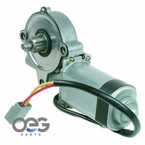 New Power Window Motor For Ford Crown Victoria 92-11 Front Left, Rear Right