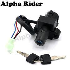 Ignition Switch 2 Keys For Honda CBR 400 NC29 XL 600 NT 650 VFR 750 800 CBR 1100