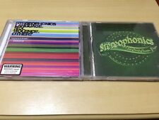 STEREOPHONICS 2-DISCS: LANGUAGE SEX VIOLENCE OTHER? + JUST ENOUGH EDUCATION...