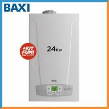 Caldaia a Gas a Condensazione Baxi Modello DUO-TEC COMPACT + 24 HT GA Metano o G