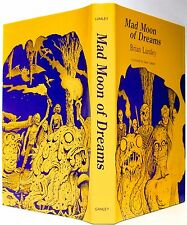 BRIAN LUMLEY's MAD MOON OF DREAMS— 1st ed. hard cover (S&S in HPL's Dreamworld)