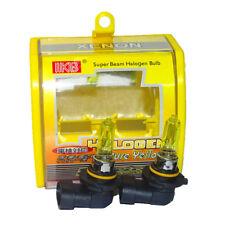 2x HB3 9005 12V 100W 3000K Xenon Super Yellow Car Headlight Bulb Fog Lamp Bulbs