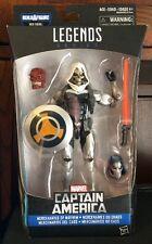 Marvel Legends Series! Marvel Captain America Taskmaster 6-Inch Action Figure!
