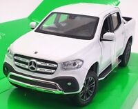 Welly 1/27 Scale 24100 - Mercedes Benz X Class - White