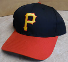 PITTSBURGH PIRATES VINTAGE SNAP BACK HAT OLD SCHOOL TWINS ENTERPRISE WITH TAGS