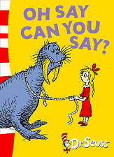 Oh Say Can You Say?: Green Back Book: Oh Say Can You Say?: Green Back Book by Dr. Seuss (Paperback, 2004)