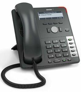 Snom 710 VoIP Phone - POE - 3CX - 6 Months Warranty - Inc VAT