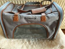 Pet, dog  cat, puppy Carrier Mr peanuts brand  new without tags