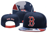 Boston Red Sox MLB Baseball Embroidered Hat Snapback Adjustable Cap