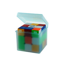 3x3x3 Magic Cube Plastic Saving Box Outer Packing toy accessories In HK