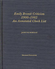 Books Hardcover 2011-Now Publication Year Emily Bronte