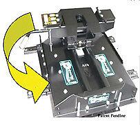 Hijacker Ultra Bed Rails/Installation Kit UL401-IK