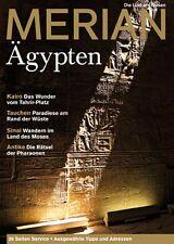 MERIAN Ägypten: Kairo: Das Wunder vom Tahrir-Platz. Tauchen: Paradiese am Rand d