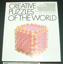 Creative Puzzles of the World by Jack Botermans (197...