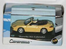 Cararama - PORSCHE 911 Cabriolet - Model Scale 1:72