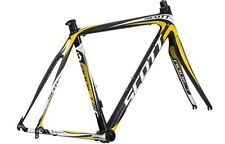 FRAMESET SCOTT ADDICT RC 2011 S-52 MECHANICAL