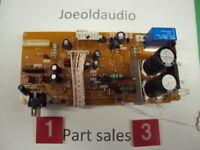 Sony SA-WMSP1 Power Supply & Output Board. Part # 1-680-713-14 Parting SA-WMSP1