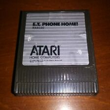 E.T. Phone Home! Game Cartridge For Atari 400/800/800XL/1200XL/XE Freeshipping